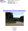 Residential Sample Inspection